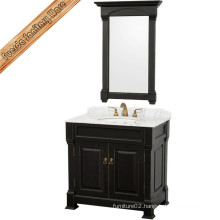 American Transitional Single Sink Bathroom Vanity